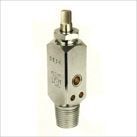 O2 Pin Index Type N2o Air Co2