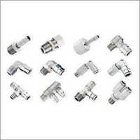 Metal Push Pipe Fittings