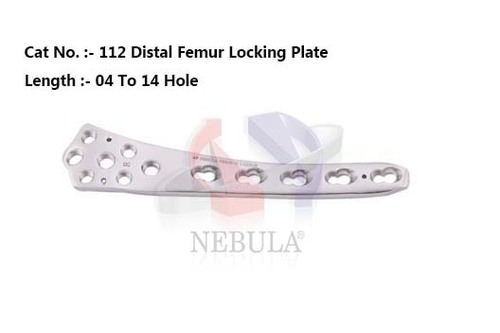 Distal Femoral Locking Plate ( Left & Right )