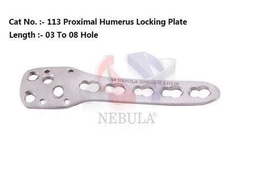 Proximal Humerus Locking Plate