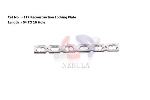 Reconstruction Locking Plate 4.5 Mm