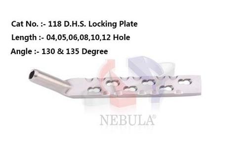 Richard D.H.S. Barrel Locking Plate