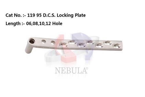 95°  D.C.S. Locking Plate