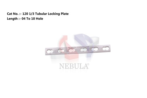 Locking Plate 1/3 Tubular