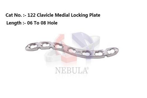 Orthopedic Plate Clavicle Medial Locking Plate  (
