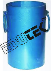Cylindrical Metal Measure