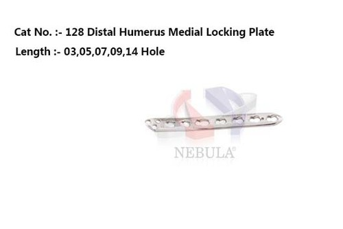 Distal Humerus Medial Locking Plate ( Left & Right