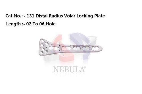 Distal Radius Volar Locking Plate ( Left & Right )