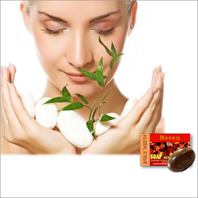 Meeem Beautipac Herbal Scrub Soap