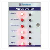 Andon Display System