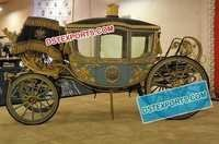 Legendery Horse Drawn Carriage Buggy