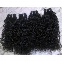 Black  Curly Hair,Raw Hair