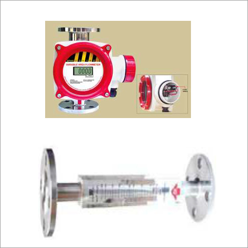 Laboratory Digital Rotameter