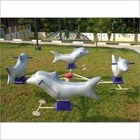 Dolphin Merry Go Round