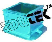 Cube Mould With Base Plate