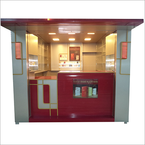 Outdoor Display Kiosk