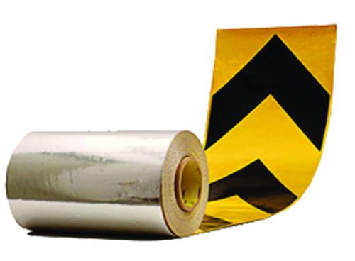 Aluminium Backed Flexible Prismatic