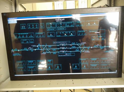 Industrial Grade VDU Monitor