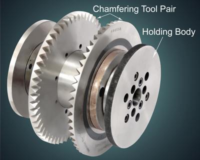 Gear Chamfering Cutters