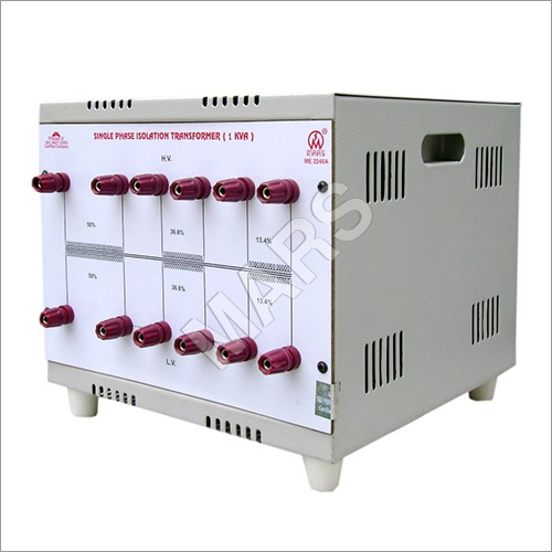 Single Phase Transformer 1KVA