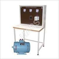 D.C. Shunt Generator, 2.5 Kw, 220V With Control Pa