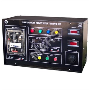Earth Fault Relay Testing Kit
