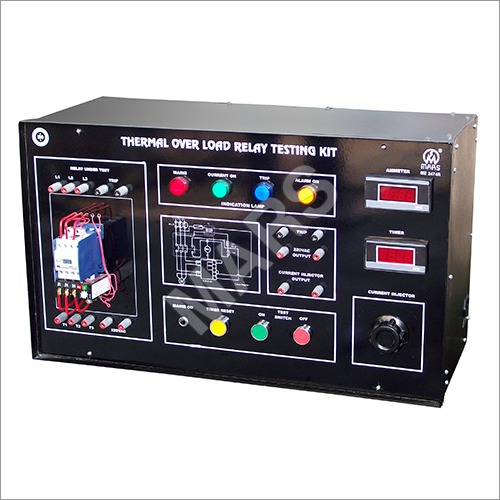 Thermal Over Load Relay Testing Kit