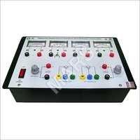 Transistor Characteristics Apparatus