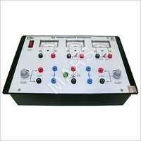 SCR Characteristics Apparatus