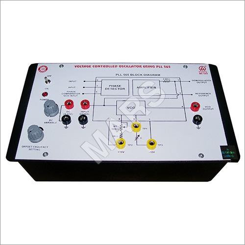 Voltage Controlled Oscillator Using PLL 565