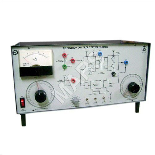 AC Position Control System Trainer