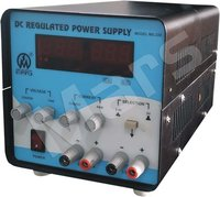 DC Regulated Power Supply Single Channel