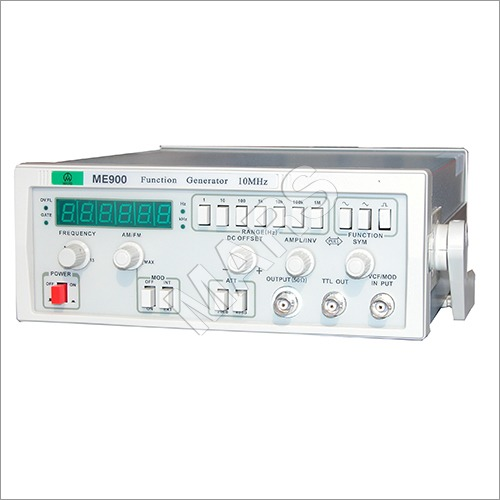 Function Generator 10 Mhz With Am Fm& Frequency Co
