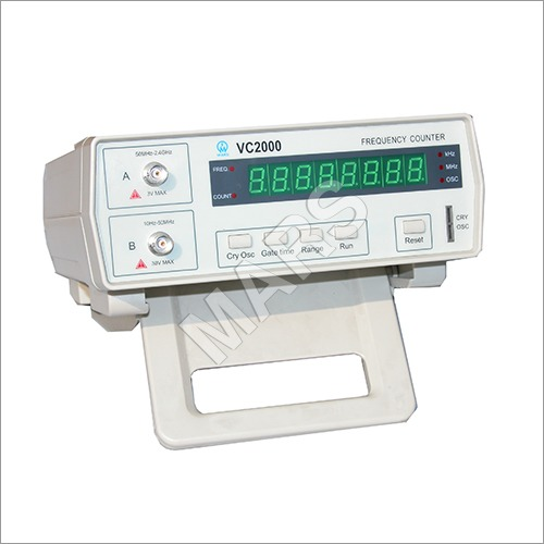 Frequency Counter 2.4GHz