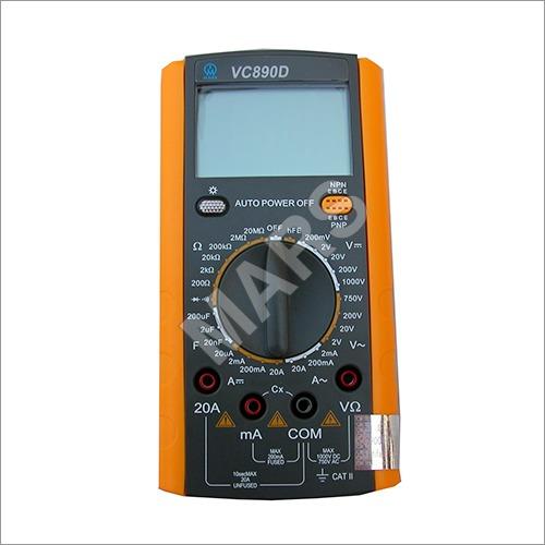 3.5 Digit Digital Multimeter (Manual Range)
