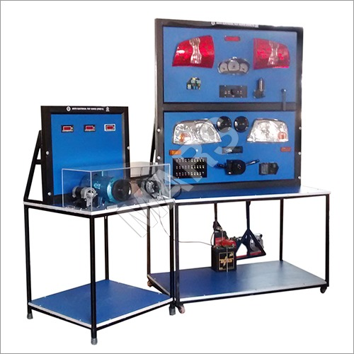 Auto Electrical Test Bench