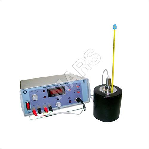 Energy Band Gap By Four Probe Method