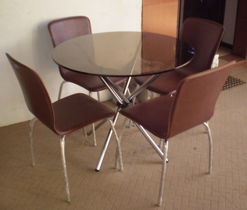 Cafeteria Table With Chairs