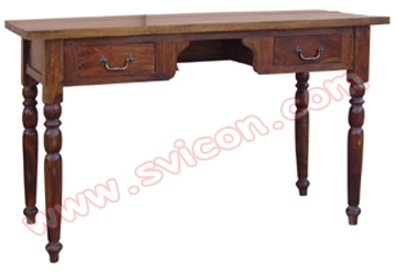 Wooden Study Table / Office Table 2 drawers