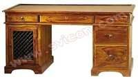 Wooden Office Table-SV07020