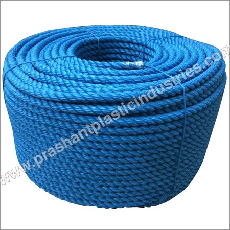 Coloured PP Monofilament Rope