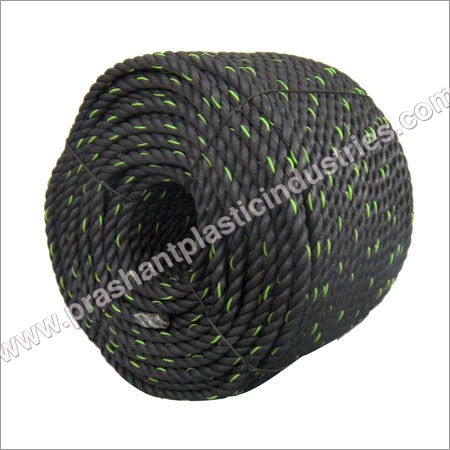 Polypropylene Black Ropes