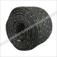 Polypropylene Black Ropes