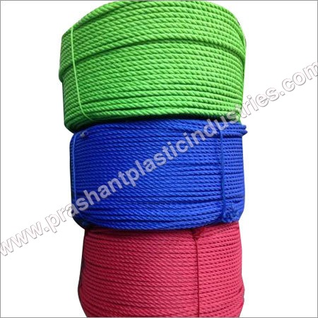 Coloured PP Ropes