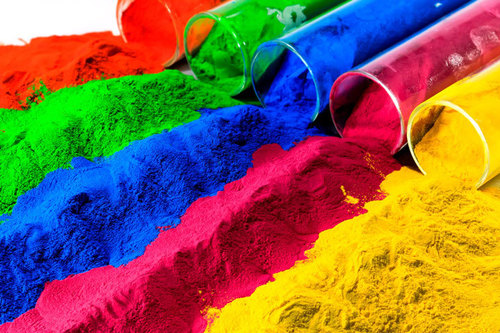 Plastic Color Pigments