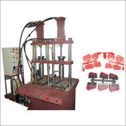 Double Barrel Injection Moulding Machine