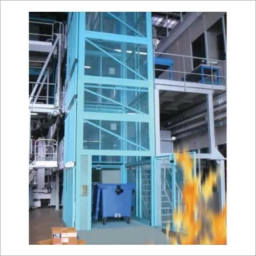 Flameproof Goods Cum Passenger Elevators