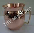 Solid Copper Moscow Mule Mug 16oz