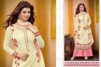 Cotton Punjabi Dress Material