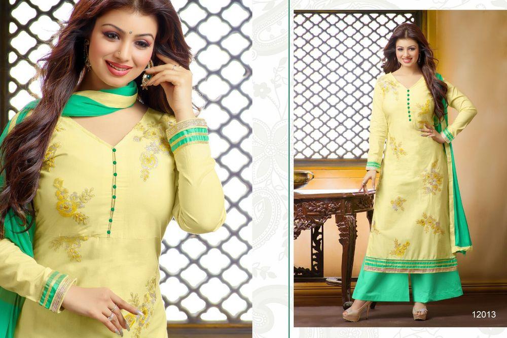 Light Color Ladies Dress